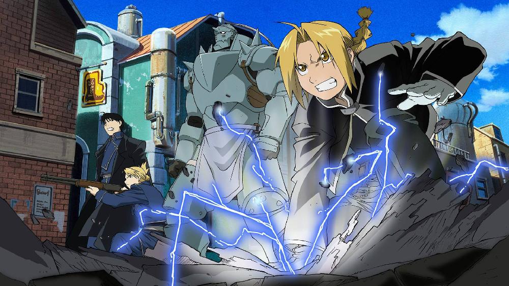 fullmetal alchemist, battle