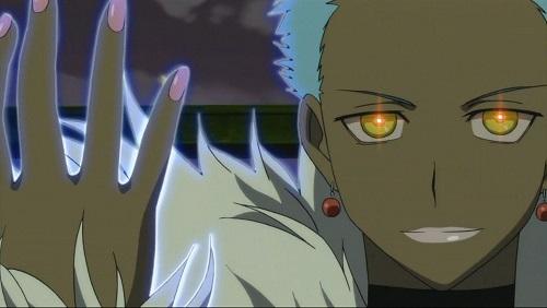 Darker than Black: Kuro no Keiyakusha Dark-skinned anime characters, April