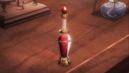 Overlord Minor Healing Potion