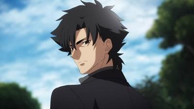 Kiritsugu Emiya Fate/Zero anime eye