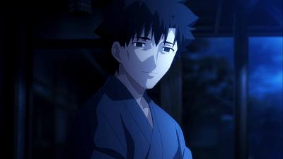 Kiritsugu Emiya Fate/Stay Night: Unlimited Bladeworks anime eye