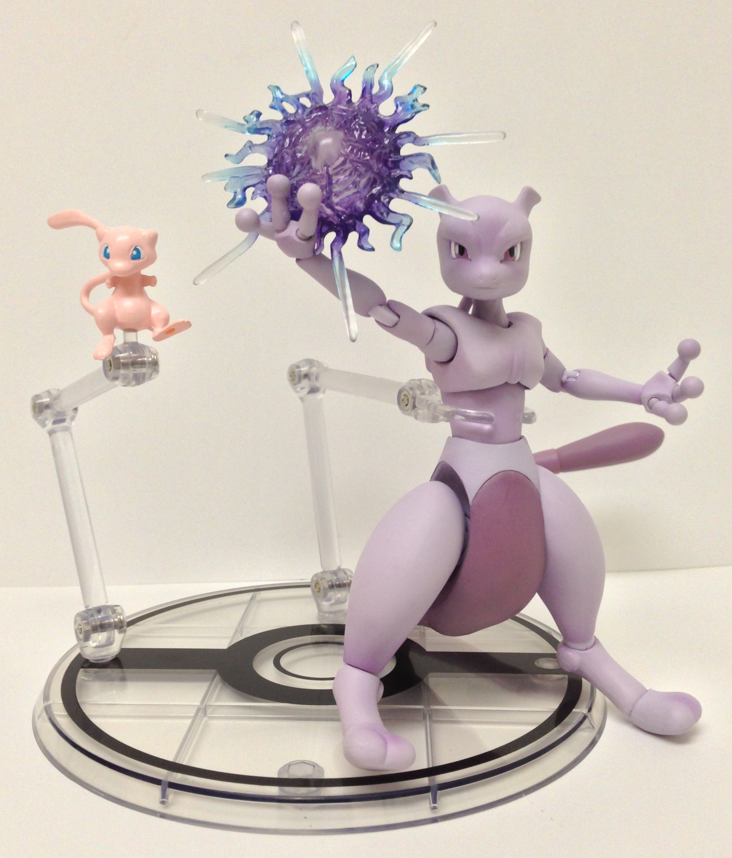 D-Arts - Pokemon: Mewtwo Figure