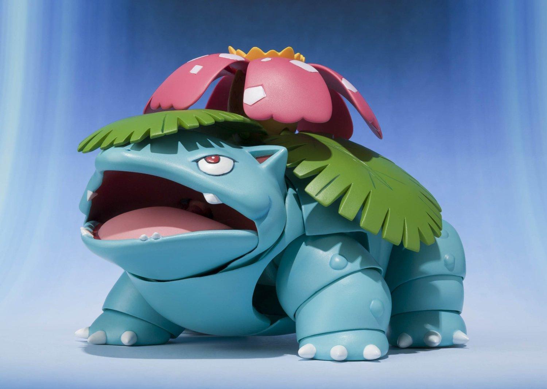 Bandai D-Arts Pokemon Venusaur Figure Rinkya