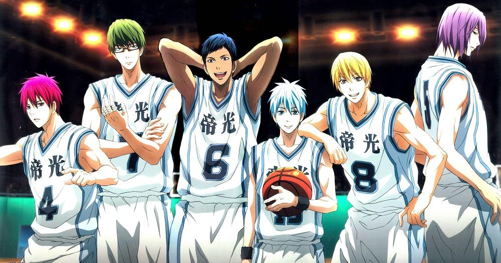 Top 14 Best Basketball Anime And Manga Of All Time Myanimelist Net