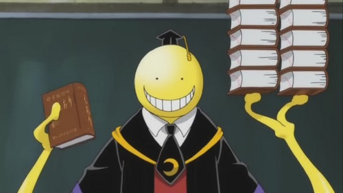 Anime Teacher, Koro-sensei, Ansatsu Kyoushitsu (TV)