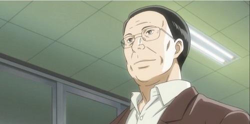 Anime Teacher, Hideo Harada, Chihayafuru