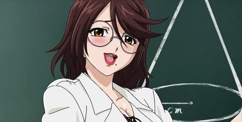 Anime Teacher, Ririko Kagome, Rosario to Vampire