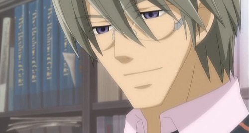 Anime Teacher, Akihiko Usami, Junjou Romantica