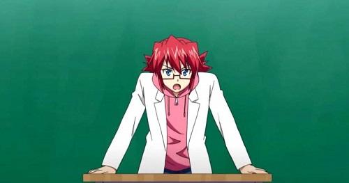 Anime Teacher, Junichiro Kagami, Denpa Kyoushi