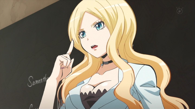 Top 15 Anime Teacher Characters Arigatou Sensei -7547