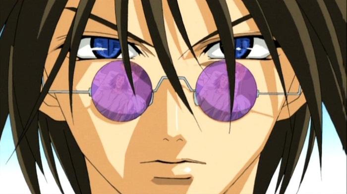 15 Powerful Anime Eyes - Evil Eye – Ban (Get Backers)