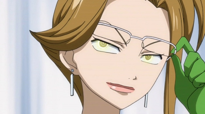 15 Powerful Anime Eyes - Stone Eyes – Evergreen (Fairytail)