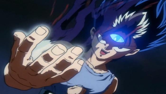 15 Powerful Anime Eyes - Jagan Eye – Hiei (Yuu☆Yuu☆Hakusho)