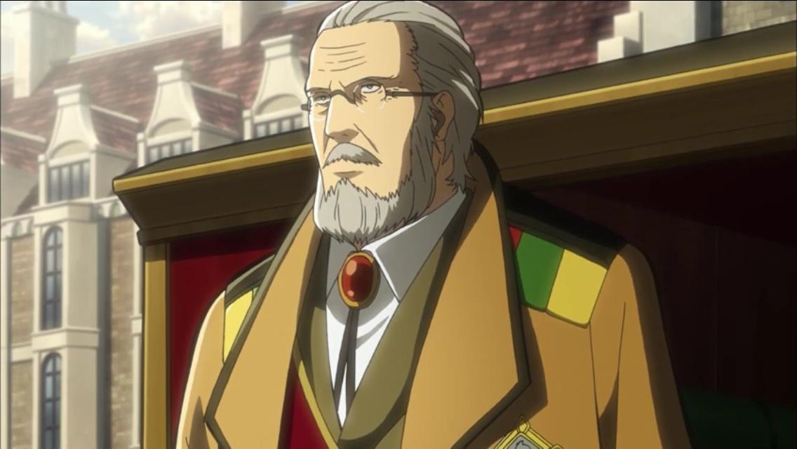 Darius Zackly - The General