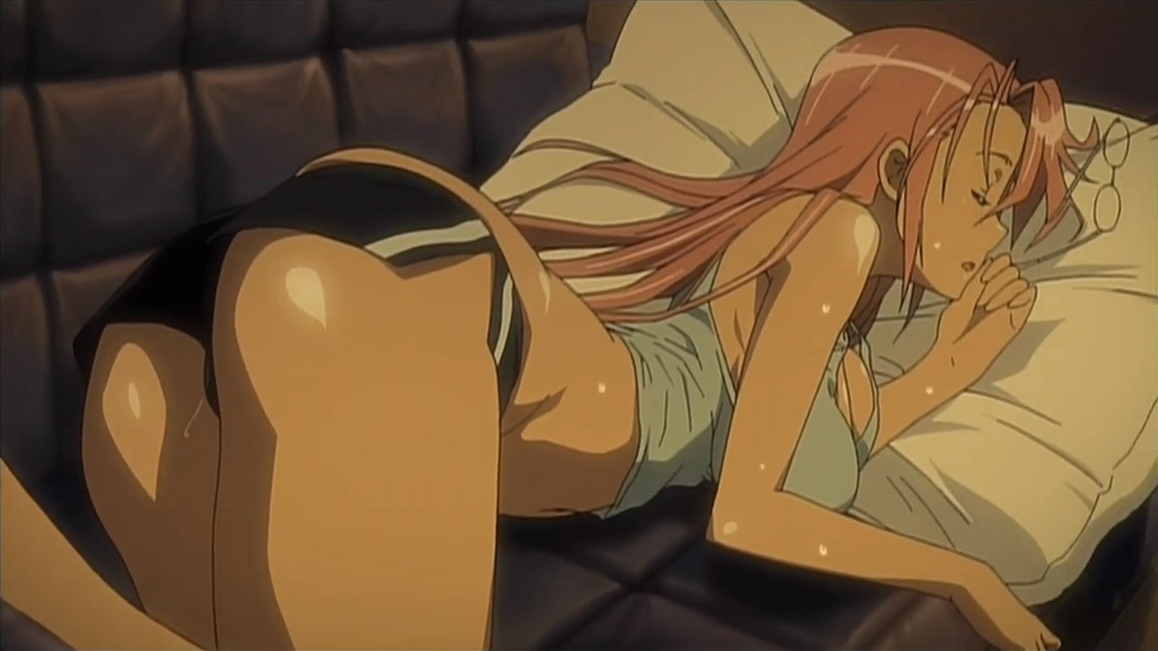 Highschool of the Dead, ecchi, sexy