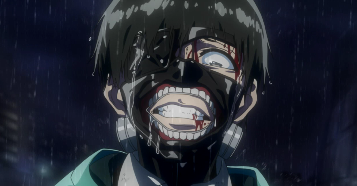 Kaneki's Dream World: An End to the Violence in Tokyo Ghoul