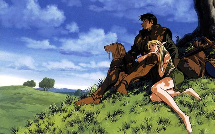 Lodoss-tou Senki RPG anime