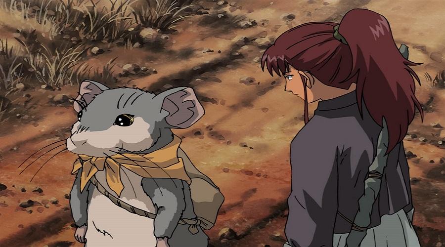 Juuni Kokuki RPG anime