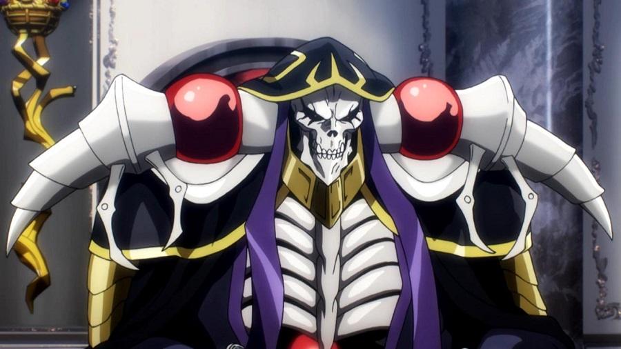 Overlord RPG anime