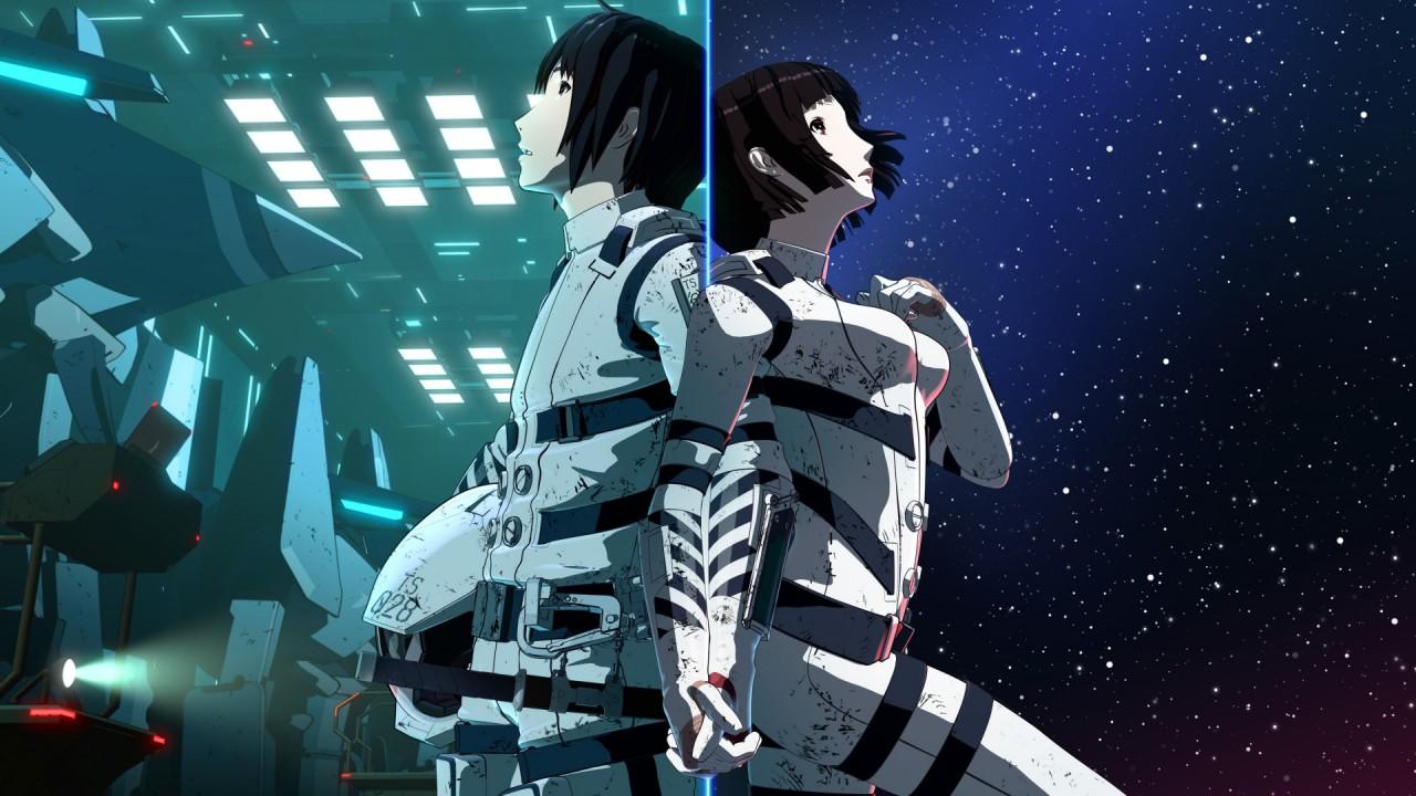 Knights of Sidonia CG anime