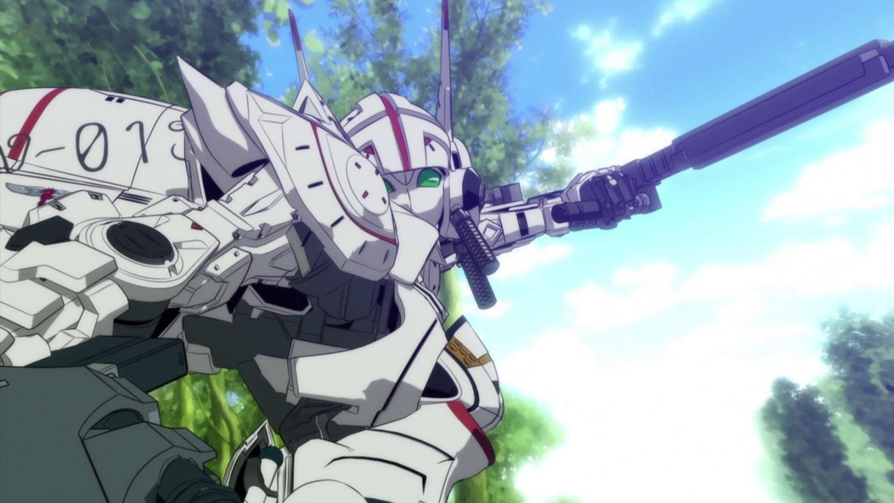Code Geass Akito the Exiled CG