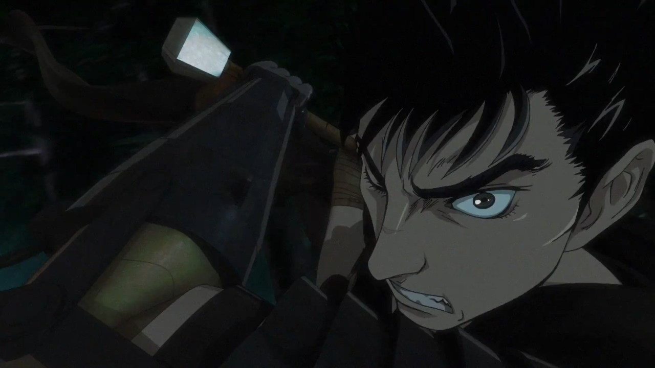 Berserk CG anime promo