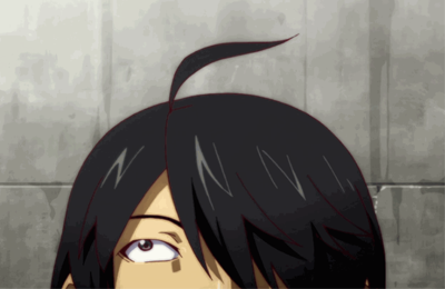 10 Anime Characters with Ahoge