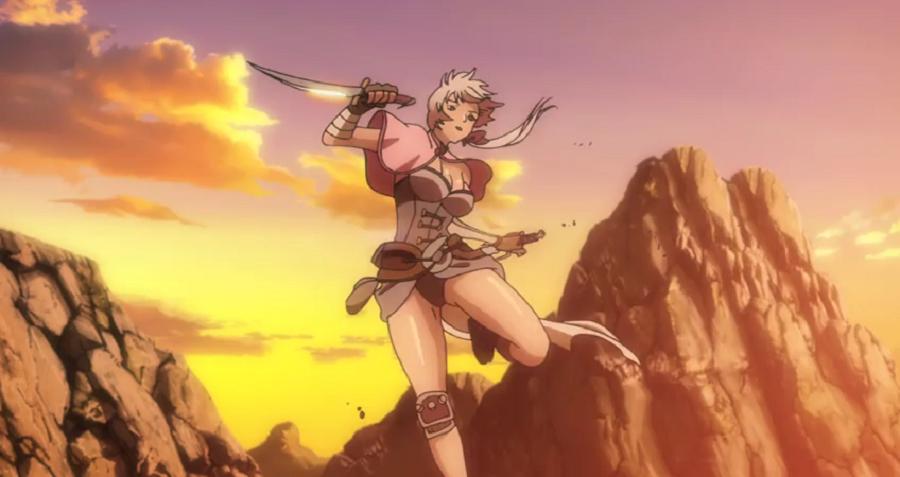 Blade & Soul RPG anime