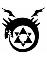 Homunculus symbol FMA