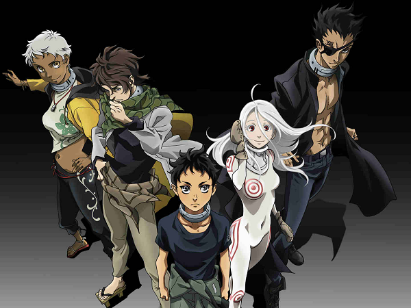 Ganta and the Gang, Anime that Deserve a Second/Third Season, Deadman Wonderland