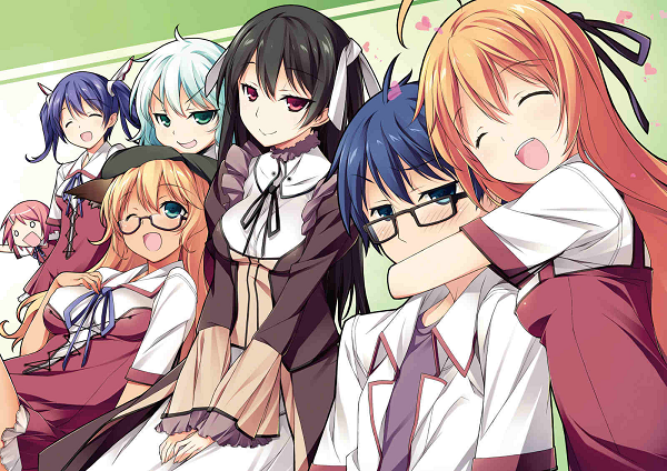 Subaru, Kinjiro, Kanade, Anime that Deserve a Second/Third Season, Mayo Chiki!