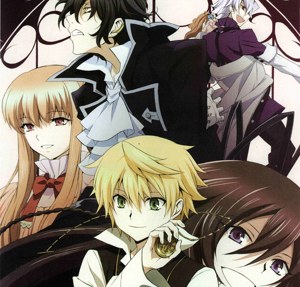 Oz, Alice, Gil, Anime that Deserve a Second/Third Season, Pandora Hearts