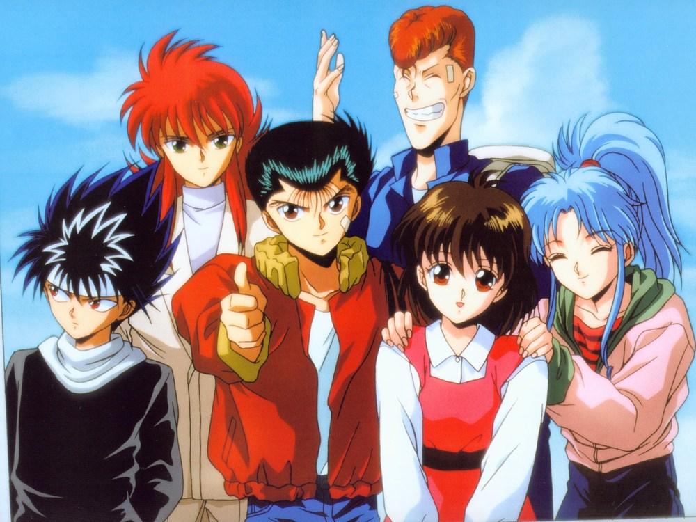 Yuu Yuu Hakusho characters