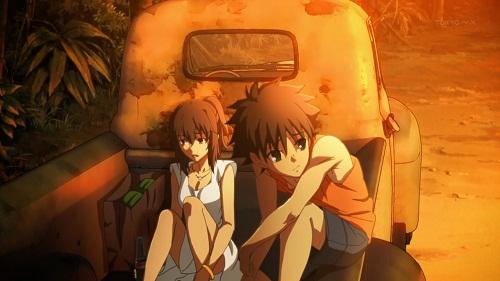 Fate/Zero, Kiritsugu Emiya, Shirley