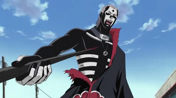 Deadliest Anime Killer Characters Hidan Naruto