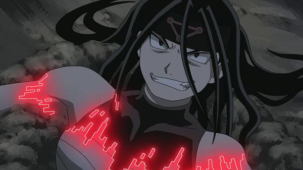 Deadliest Anime Killer Characters Fullmetal Alchemist: Brotherhood Envy