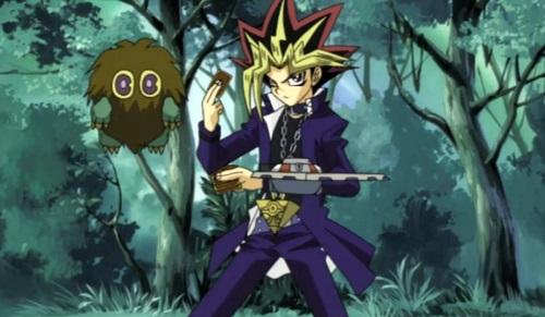 Yu☆Gi☆Oh! Duel Monsters, Yugi Mutou
