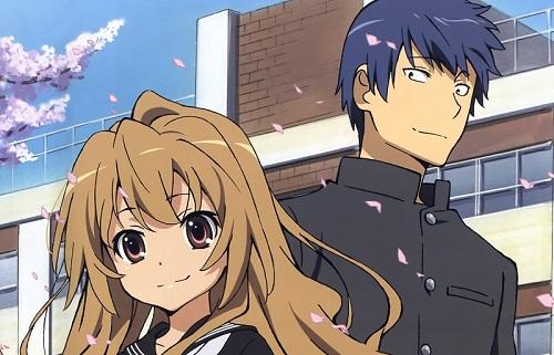 Toradora! romance anime