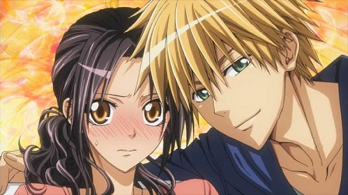 Maid sama dating pelit