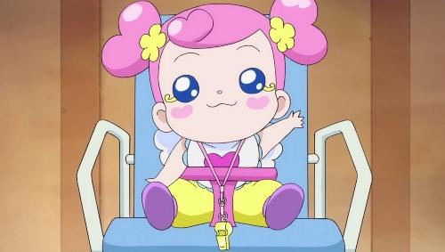 Dokidoki! anime baby characters Prettycure, Ai
