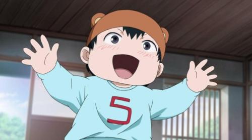 Beelzebub anime baby characters Kouta Kuneida