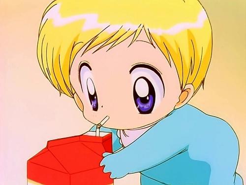 Daa! Daa! Daa! anime baby characters Ruu