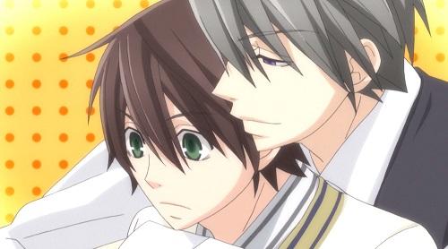 Junjou Romantica romance anime