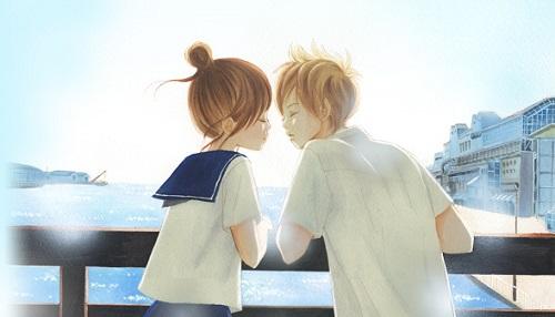 Bokura ga Ita romance anime