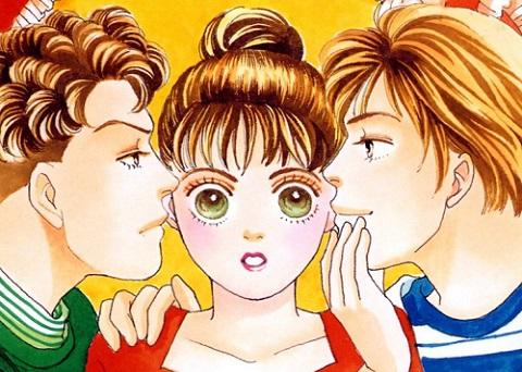 Hana yori Dango romance anime