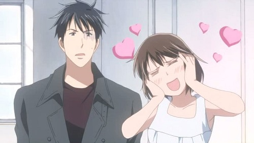 Nodame Cantabile romance anime