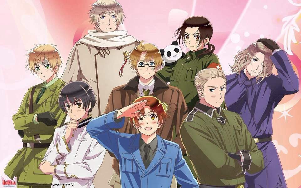 Hetalia World Anime Tour