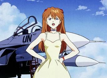Asuka Neon Genesis Evangelion