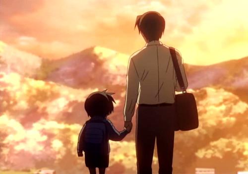 anime father
