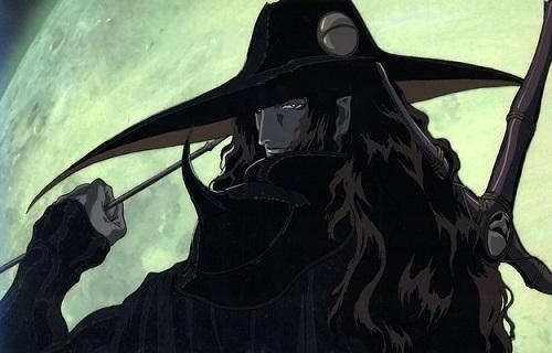 Vampire Hunter D, D